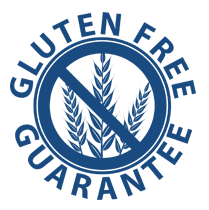 Biotics, Gluten free Guarantee